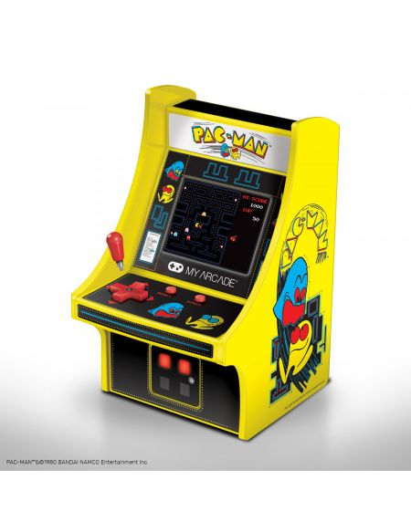 Pacman - Mini Borne D'arcade Retro-gaming