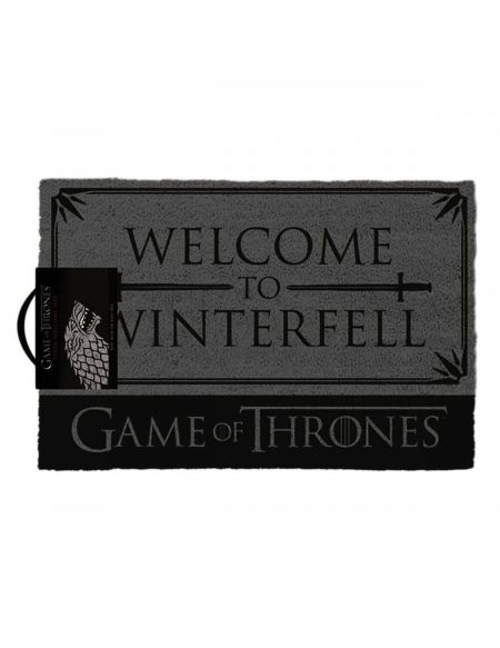 Game Of Thrones - Paillasson Welcome To Winterfell