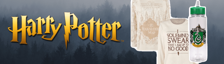 Figurines, produits dérivés & goodies Harry Potter