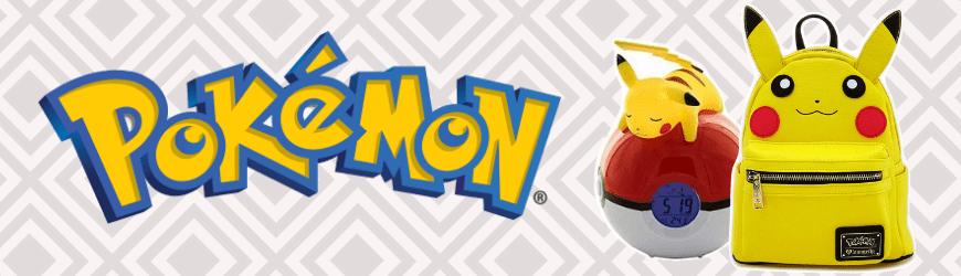 Figurines, produits dérivés, goodies & jeux vidéo Pokemon