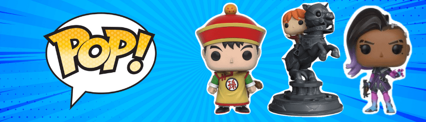 Figurines Funko POP!