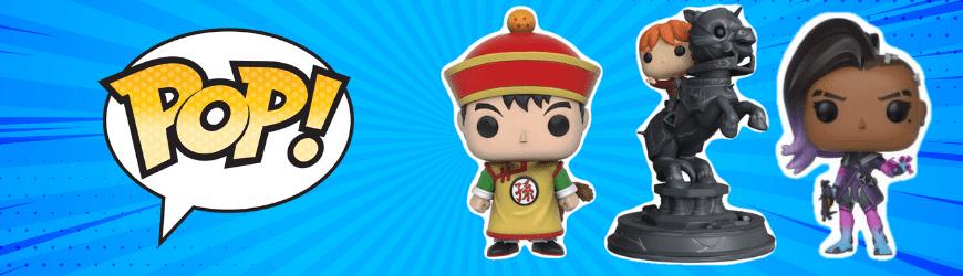Figurines Funko POP!