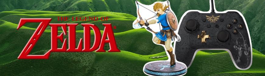 Figurines, produits dérivés, goodies & jeux vidéo The Legend Of Zelda