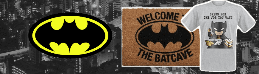 Figurines, produits dérivés & goodies Batman