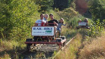 Teambuilding Railbiking Tessenderlo Foto1