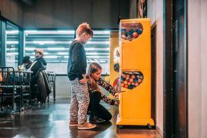 Teambuilding Elektrisch karten Kids Foto0
