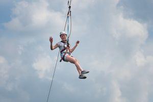 Teambuilding Zip Wire Foto0