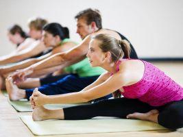 Teambuilding Yoga B2B Foto0