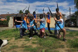 Teambuilding Archery Tag B2B Foto2