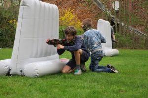Teambuilding Lasergame Kids Foto0