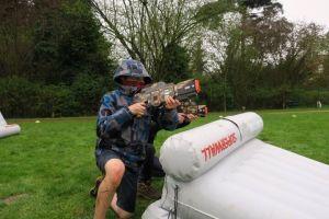 Teambuilding Lasergame Kids Foto1