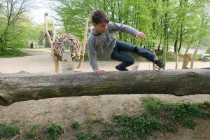 Teambuilding Parcours Initiatie Kids Foto0
