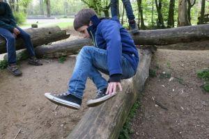 Teambuilding Parcours Initiatie Kids Foto1