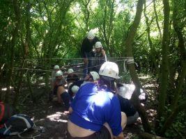 Teambuilding Adventure Trail B2B Foto2