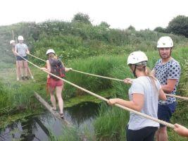 Teambuilding Adventure Trail B2B Foto1