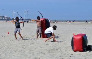 Teambuilding Archery Tag Foto1