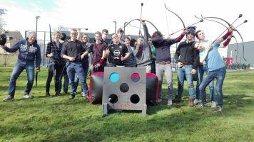 Teambuilding Archery Tag B2B Foto0