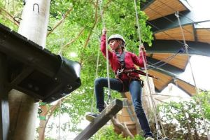 Teambuilding Indoor High Adventure B2B Foto1