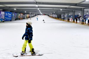 Teambuilding Snowboarden Kids Foto0