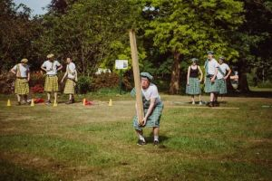 Teambuilding Highland Games Foto1