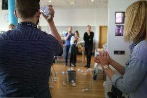 Teambuilding Office Olympics Foto0