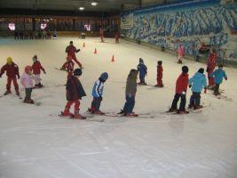 Teambuilding Skiën Kids Foto2