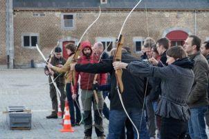Teambuilding Boogschieten Foto0