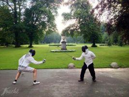 Teambuilding Medieval Battle B2B Foto2