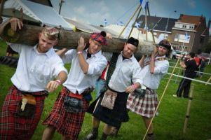 Teambuilding Medieval Battle B2B Foto0