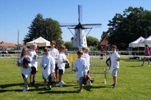 Teambuilding Schermen Kids Foto0