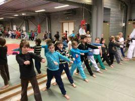 Teambuilding Initiatie zelfverdediging Foto0