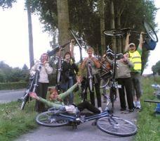 Teambuilding BikeGame Foto2