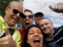 Teambuilding BikeGame Foto0