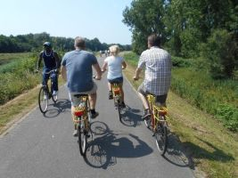 Teambuilding BikeGame Foto1