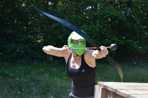 Teambuilding Archery Tag Foto0