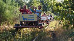homepage V.V.V. Tessenderlo Railbiking Tessenderlo B2B