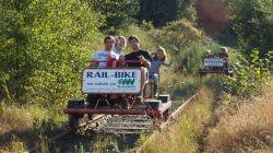 kinderen V.V.V. Tessenderlo Railbiking Tessenderlo