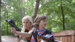 kinderen Center Parcs Erperheide Lasergame