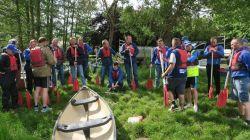 Provincie Antwerpen Dijle Floats Kanovaren B2B