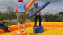 kinderen Dijle Floats Fun Games