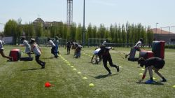 kinderen Shoot out Knokke-Heist Archery Tag