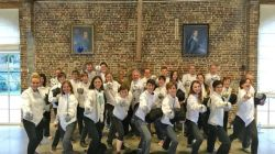 Provincie Vlaams-Brabant Touché Experience Schermen B2B