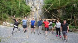 kinderen VenturiX Eco-Challenge Adventure Race