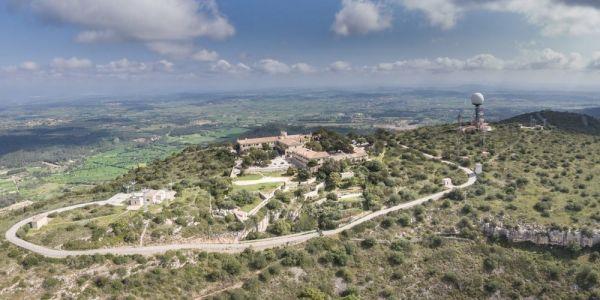 Puig Randa cycle route