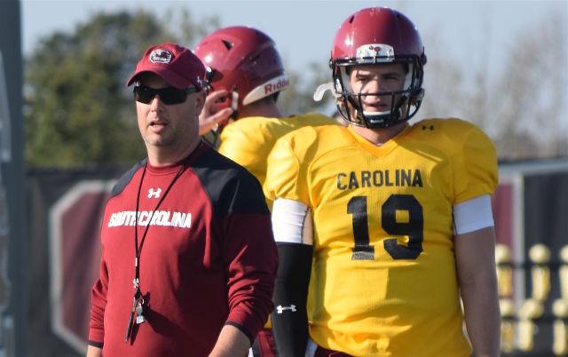 South Carolina football-Jake Bentley