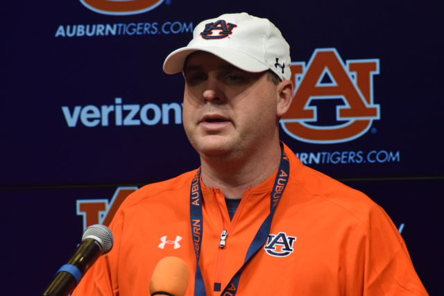 Auburn football-Auburn Tigers-Chip Lindsey