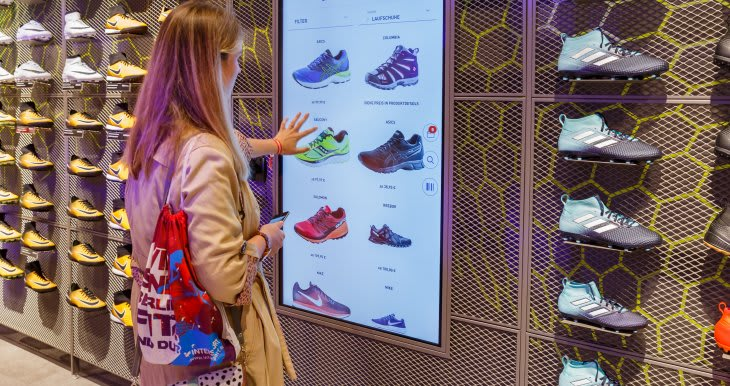 10 major future trends in sports retailing