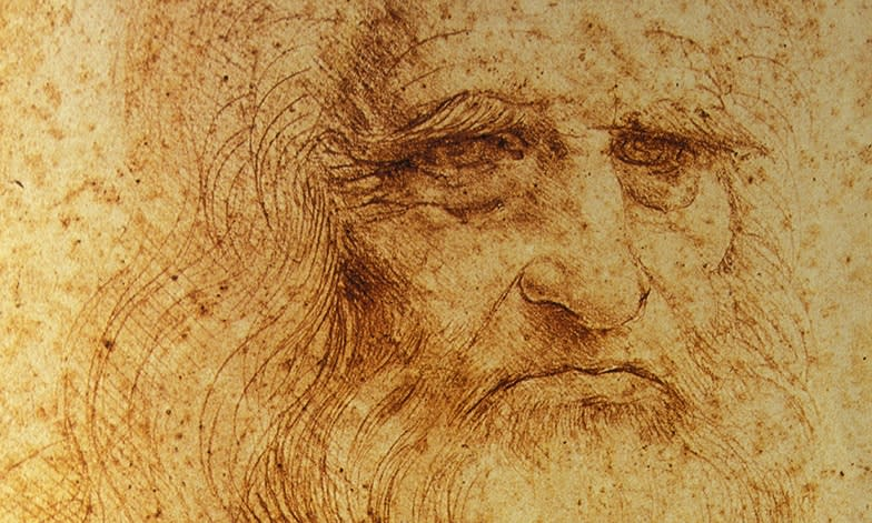 How would Leonardo Da Vinci have approached sports innovation