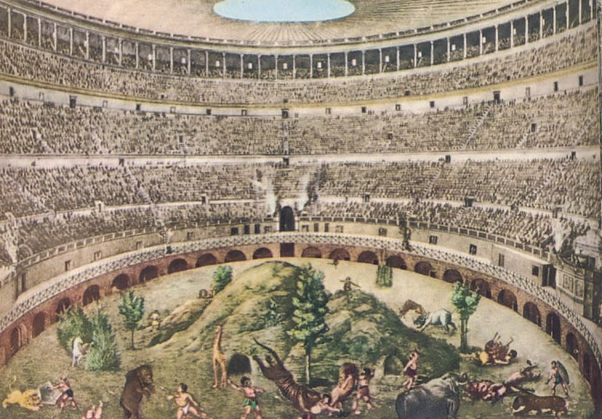 The top 10 features of future stadiums Collosseum