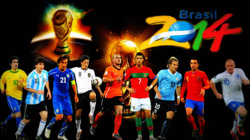4 football maestros who will make 2014 FIFA World Cup shining